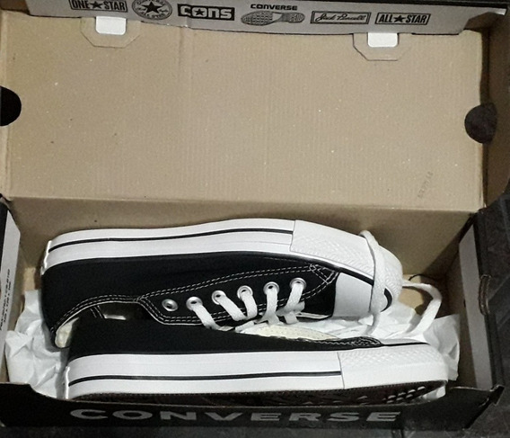 Zapatillas Converse All Star Negras Originales