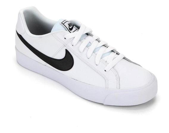Tênis Casual Nike Masculino Court Royale Bq4222 Conforto