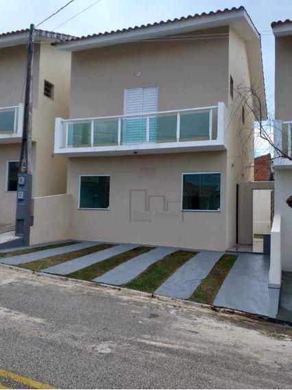 Casa Com 4 Dormitórios À Venda, 102 M² Por R$ 340.000,00 - Condomínio Residencial Bela Vista - Sorocaba/sp - Ca2313