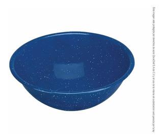 Tazon De Peltre Azul 18 Cm De Diametro