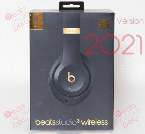 Audifonos Beats Studio 3 Wireless By Dre 2019 Original Nuev
