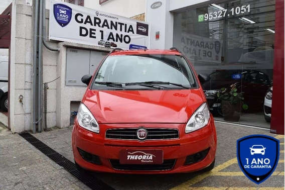 Fiat Idea 1.6 Mpi Essence 2011