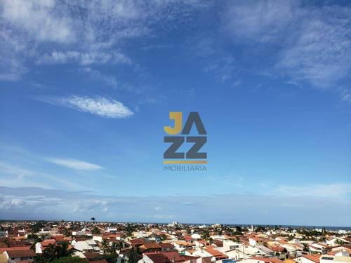 Imagem 1 de 30 de Cobertura Com 3 Dormitórios À Venda, 125 M² Por R$ 500.000 - Oasis - Peruíbe/sp - Ap4870