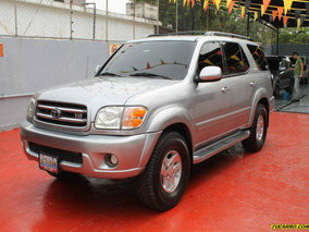 Toyota Sequoia Limited 4x4 - Automatico