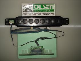 Teclado + Sensor Tv Lg 32ln570b - Eax65034404