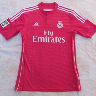 M37315 Camisa adidas Real Madrid Away 14/15 M Rosa Fn1608