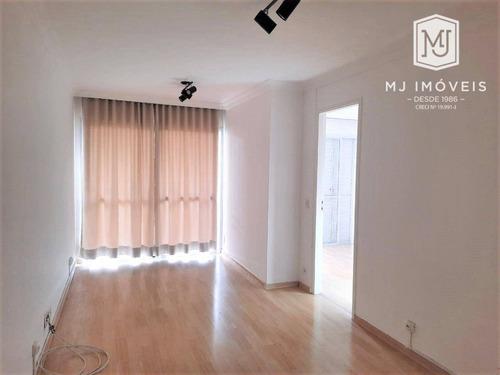 Imagem 1 de 30 de Apartamento Com 1 Dormitório Para Alugar, 50 M² Por R$ 2.600/mês - Moema - São Paulo/sp - Ap0528