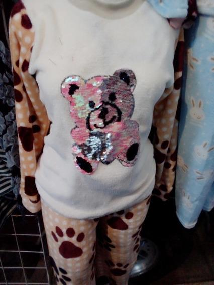 Pijama Osito Reversible