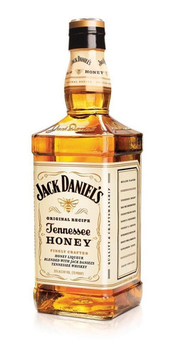 Imagen 1 de 6 de Whisky Jack Daniels Tennessee Honey 1 Litro Miel