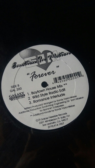 Emotion In Motion - Forever