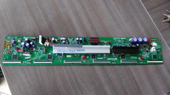 Placa Y-sus Tv Samsung Pl51f4000ag Funcionado 10%