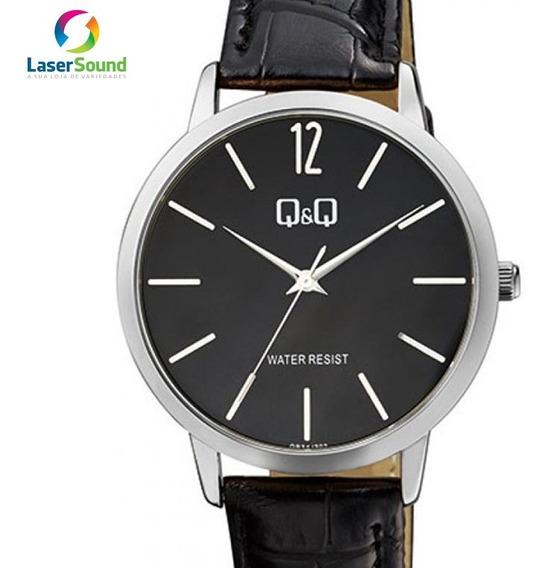 Relógio Q&q By Japan Masculino Qb34j302y C/ Garantia E Nf