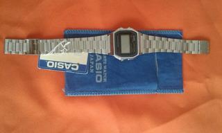 Reloj Casio Vintage. Stock Disponible. Mod: A- 158wa - 1d