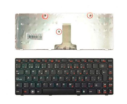 Teclado Lenovo B470 G470 G475 V470 Envio Gratis