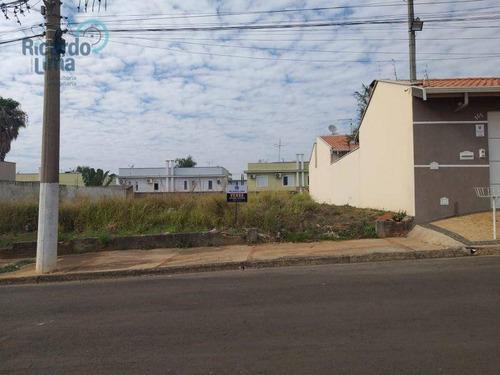 Imagem 1 de 2 de Terreno À Venda, 200 M² Por R$ 130.000 - Campestre - Piracicaba/sp - Te0543