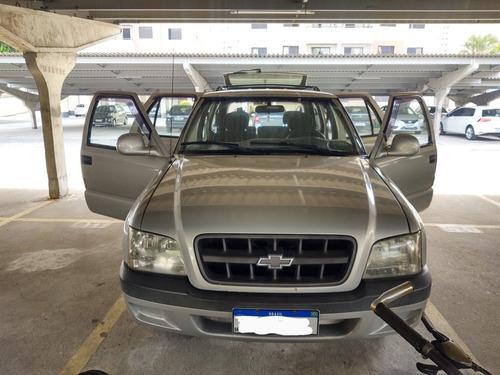 Imagem 1 de 11 de Chevrolet Blazer 2005 2.4 Advantage 5p