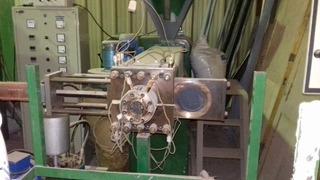 Extrusora Recuperadora De Plástico Diam. 60 Mm. 40 Hp Plymet