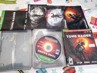 Tomb Raider Steelbok Xbox One