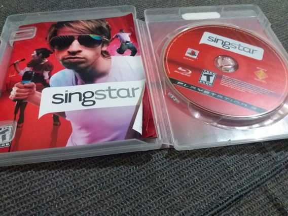 Sing Star Ps3 Original