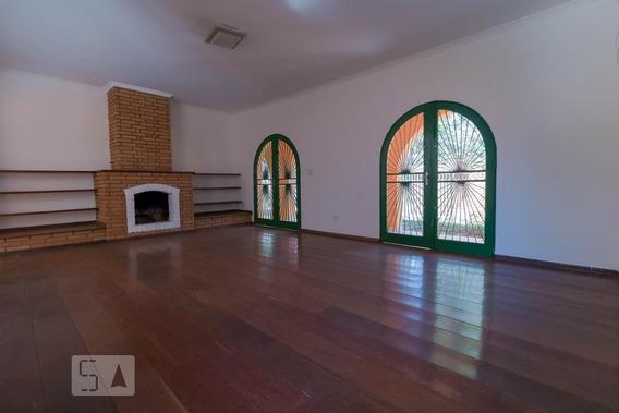 Casa Com 4 Dormitórios E 4 Garagens - Id: 892971737 - 271737