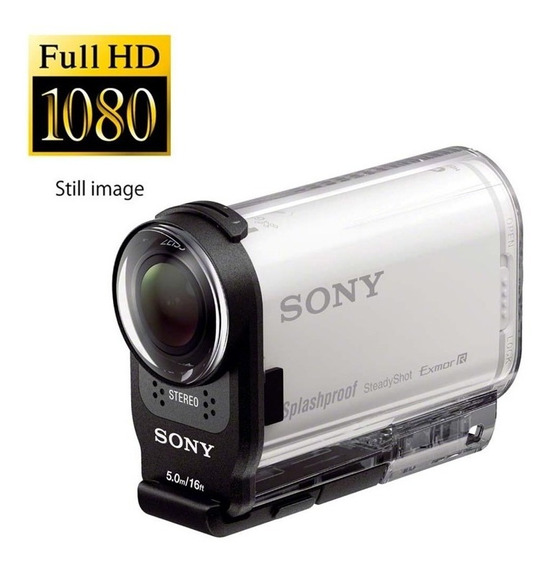 Film Full Hd Sony Action Hdr-as200v - Wi-fi/gps + Cont. Rem.