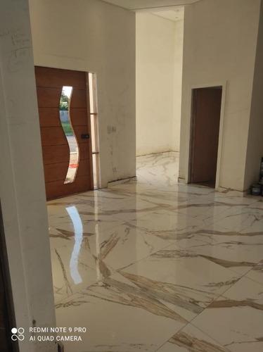Imagem 1 de 6 de Casa De Alto Padrão Excelente Acabamento, Luxo E Requinte - Ca1329