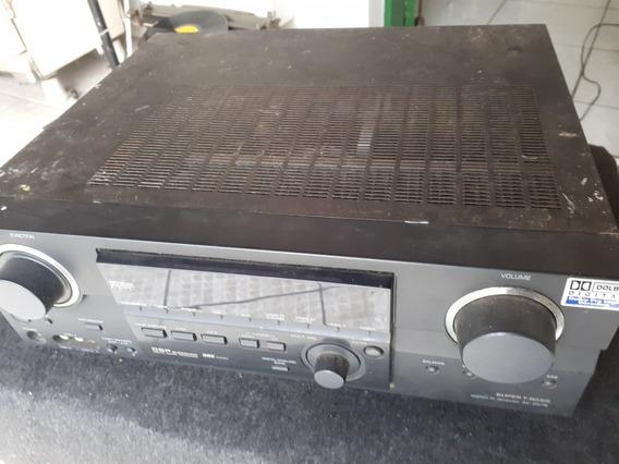 Receiver Stereo Aiwa Av Dv75u