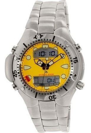 Relógio Citizen Masc Aqualand Il Jp1060-52x Original Barato