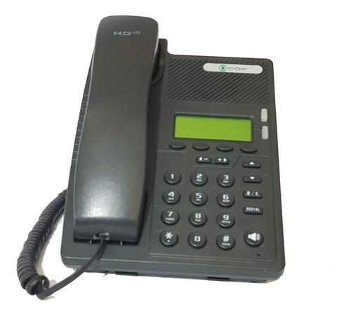 Aparelho Voip Sip - Ips102-n - Telefone Ip - Khomp