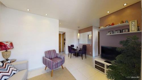 Imagem 1 de 23 de Apartamento Semimobiliado De 2 Dormitórios No Bairro Vila Antonio - Ap23236v