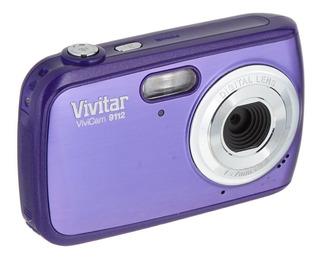 Vivitar 9112sl Vivicam 9mp Cámara Digital Con Visualizacxr