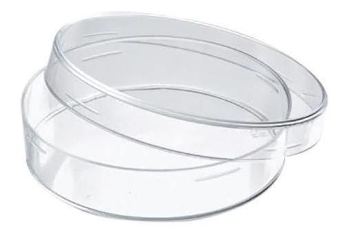 Caja Petri De Vidrio. Premium. 5 Piezas. Envió Gratuito