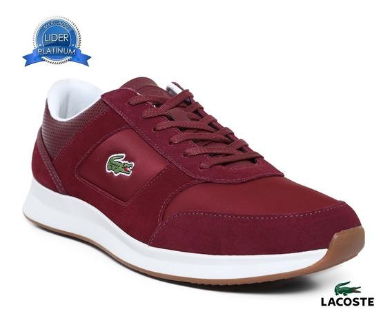 Zapatillas Lacoste Joggeur 418 Rojo 6c5, Azul 5a5