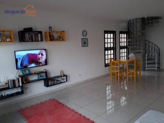 Sobrado Com 3 Dormitórios À Venda, 200 M² Por R$ 490.000 - Jardim Das Indústrias - São José Dos Campos/sp - So0922