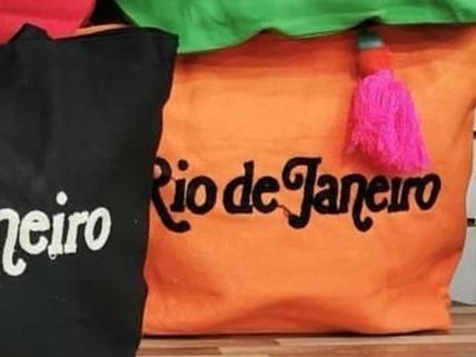 Bolsa Feminina Shoulder Praia Passeio Rio De Janeiro Promoçã