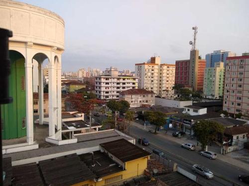 Imagem 1 de 14 de Sala, Ponta Da Praia, Santos, Cod: 2515 - A2515