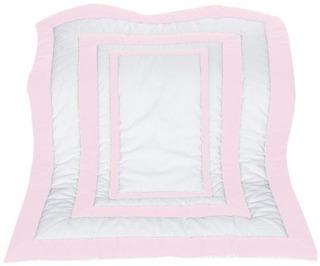 Edredón De Cuna Para Bebé, Estilo Hotelero, Cuna, Color Rosa