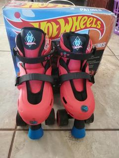 Patines Hot Wheels. Originales
