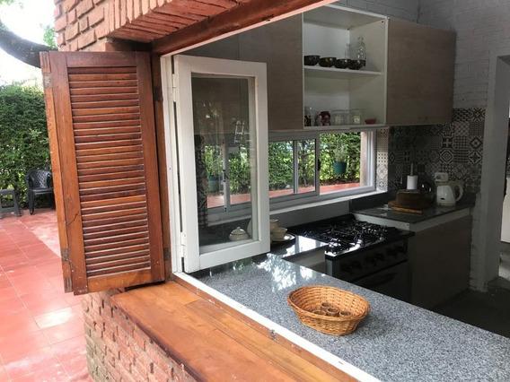 Mapuche Country- Casa 100 M2 Con Pileta- Alquiler Temporario