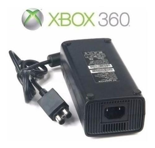 Fuente Transformador Xbox 360 Slim 220v 12v  Titan Belgrano