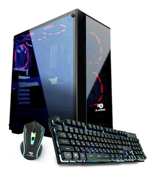 Computador Gamer Rush, Processador I7, 16gb De Ram.