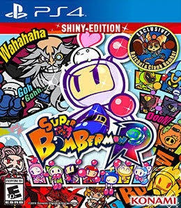 Super Bomberman- Super Bomberman Ps4- Envio Imediato