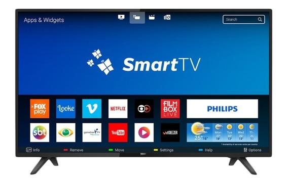 Smart Tv Led Hd 32 Polegadas Philips 32phg5813/78 Bivolt