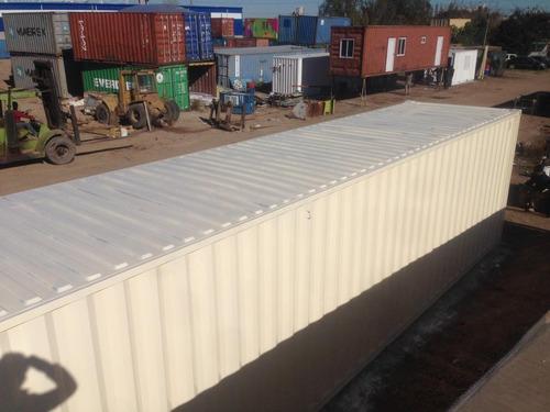 Contenedores Maritimos Container 20' Rawson