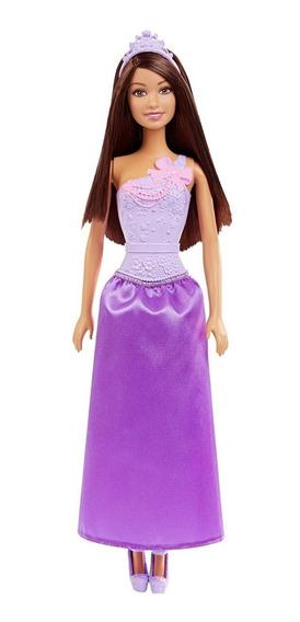 Boneca Barbie Teresa Roxa Original Mattel