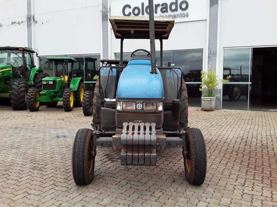 Trator Nh Tl 80 - 4x2