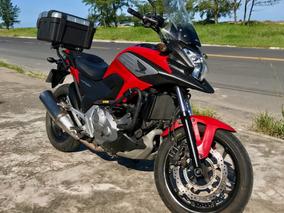 Honda Nc700x C/abs | Único Dono | Com Acessórios