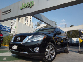 Nissan Pathfinder Exclusive V6 At