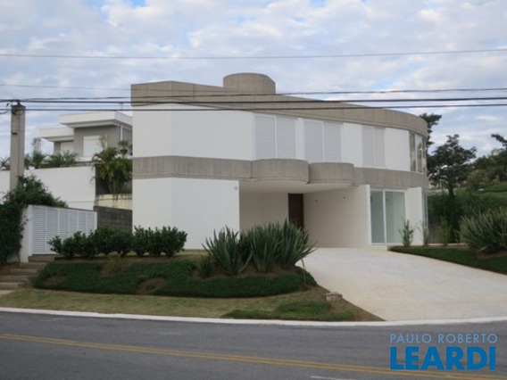 Casa Em Condomínio - Residencial Morada Dos Lagos - Sp - 604392