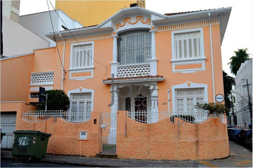 Casa Com 5 Dormitórios À Venda, 148 M² Por R$ 650.000,00 - Centro - Campinas/sp - Ca4985